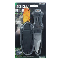 Нож McNETT Tactical Samish Stiletto Tip Black