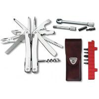 Мультитул Victorinox SwissTool Spirit XC Plus Ratchet, 105 мм, 38 функций