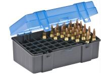 Коробка Plano 50 патронов кал. .220 Swift, .243Win, .257 Roberts, .270WSM, .300WSM, .243Win, .308W